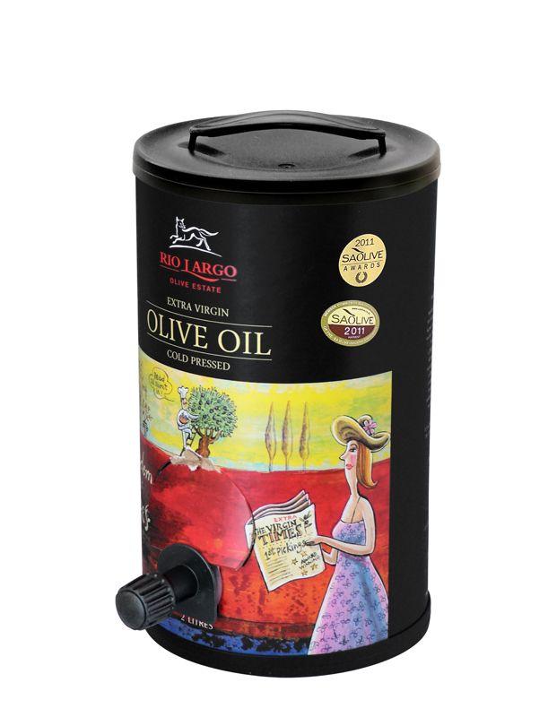 SACA | News | Rio Largo - An Olive Oil of Distinction