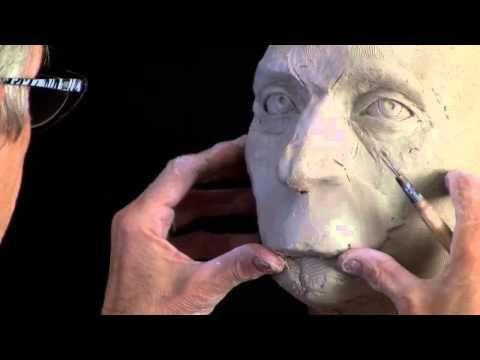 Tip Toland Workshop -- Sculpting a Clay Head - Free Tutorial