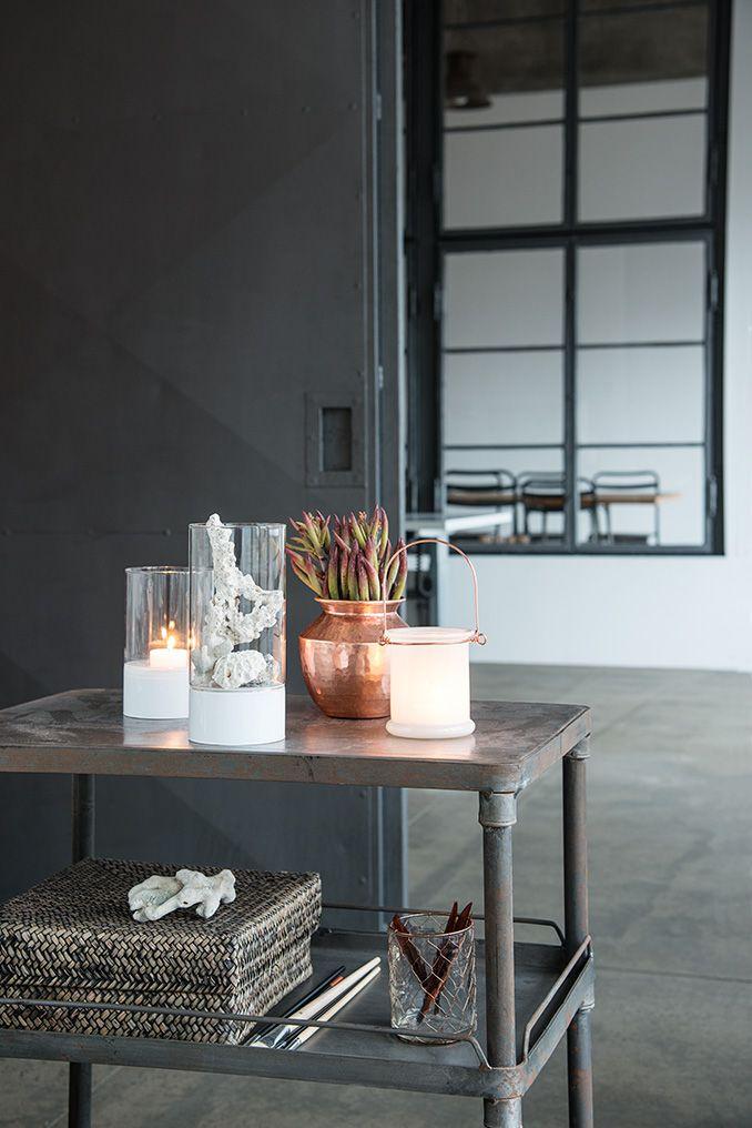 25 beste idee n over koperen tafel op pinterest restaurant bar ontwerp brons en recycled - Deco badkamer natuur ...