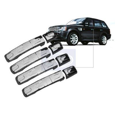 2003 2004 2005 2006 2007 2008 2009 2010 Range Rover Sport Chrome Door Handle Covers Are designed with CAD/CAM equipment and cut with laser precision for a perfect fit.. Use 3M Acrylic Foam backing and does not require any special installation.. Will make the car more elegant and attractive without causing any damage to the surface of the car.. Can be installed on new or used vehicles, giving it pr... #X_ZUNDEN #Automotive_Parts_and_Accessories