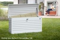 Biohort Úložný box FreizeitBox 130, bílá