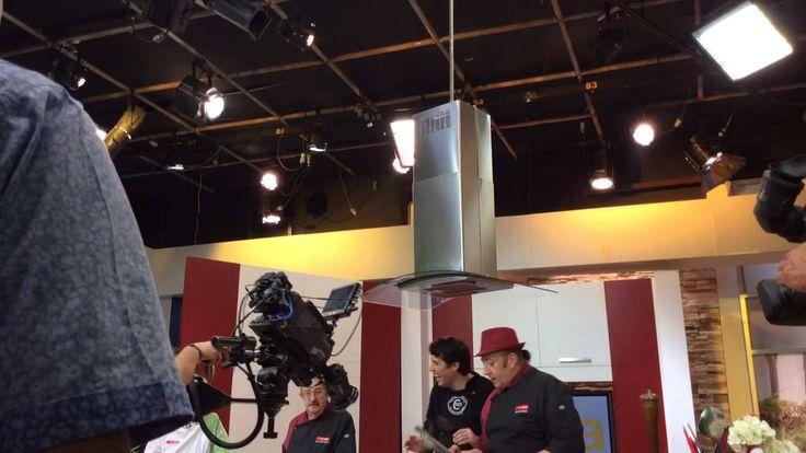 Chef Manuel Salcido en Cocina Práctica Así de Fácil Televisa Guadalajara...