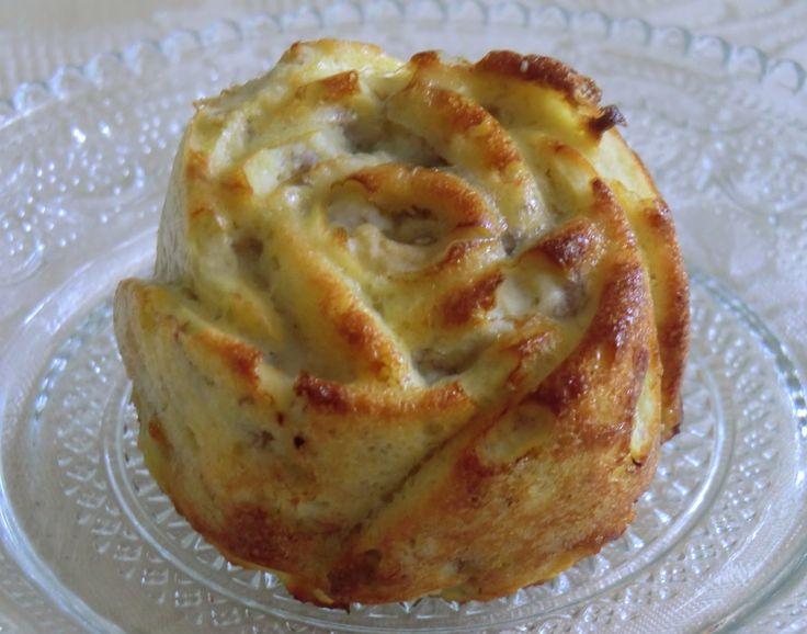 Muffins à la banane, et à la farine de noix de coco sans gluten et sans lactose