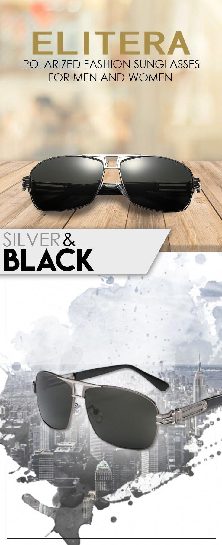 667aa05aeb Men s polarized sport sunglasses - Elitera designer outdoor sunglasses -  Men s and women s top brand fashion affordable accessories  sunglasses ...