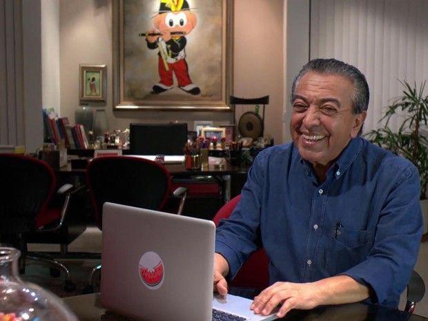 Maurício de Souza.