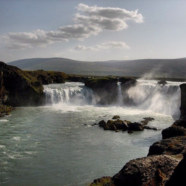Iceland, waterfalls. Some years ago... | Flickr – Condivisione di foto!