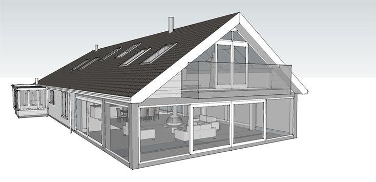 images of extensions to back of bungalows | Contemporary Bungalow extension Walsham Le Willows