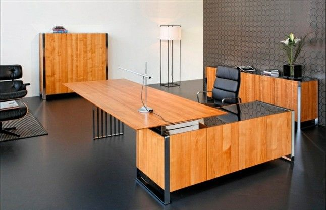 Toll Holz Schreibtisch Manager Büro Möbliar | Schreibtisch | Pinterest |  Schreibtische, Büros Und Arbeitsecke