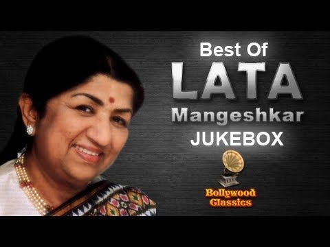 Best of Lata Mangeshkar Hit Songs - Jukebox Collection - Evergeen Bollywood Songs - Old Hindi Songs - YouTube