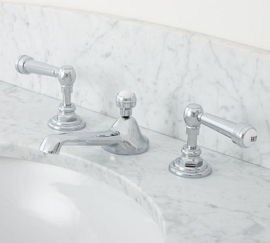 Reyes Faucet - chrome, Watermark Designs for Pottery Barn
