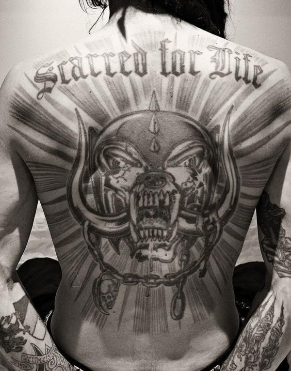 Motörhead Tattoo