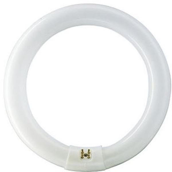 Tub fluorescent circular Philips Master TL-E Circular 22W, G10q, tub C-T9, 9000 ore, lumina rece http://www.etbm.ro/tuburi-fluorescente-circulare