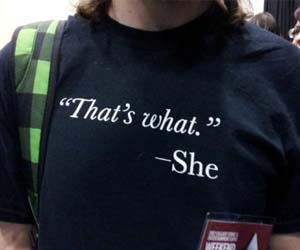 Want this. Now.: Giggle, T Shirt, Shirts, Savory Recipes, Funny Stuff, Bwahahahaha