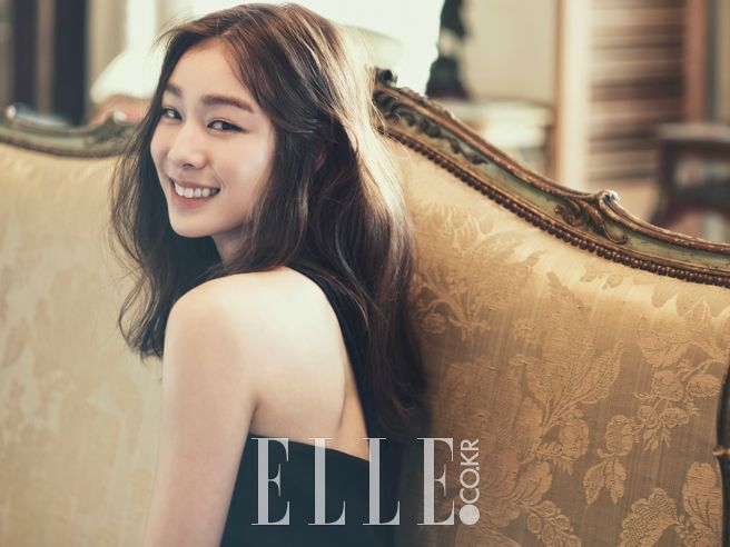 2014.09, Elle, Kim Yuna