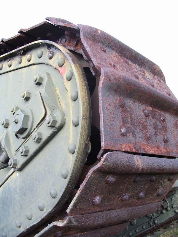 MkIV (female) Tank, Aberdeen Proving Ground, by Matthew Flegal