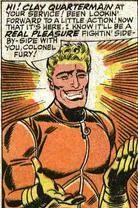 Strange Tales #150-168 (Nick Fury) : SuperMegaMonkey : chronocomic