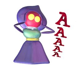 The Flatwoods Monster - Creators' Stickers