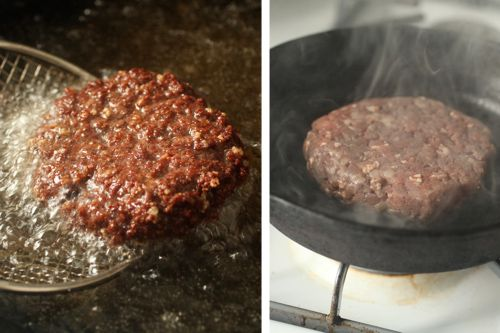 How To Cook a Burger Sous-Vide (Without a Sous-Vide Machine)