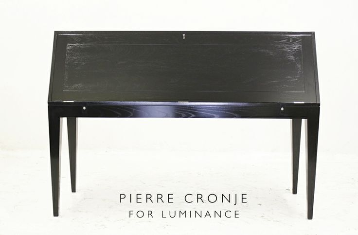 Pierre Cronje for Luminance Writing Desk in Prime Ash
