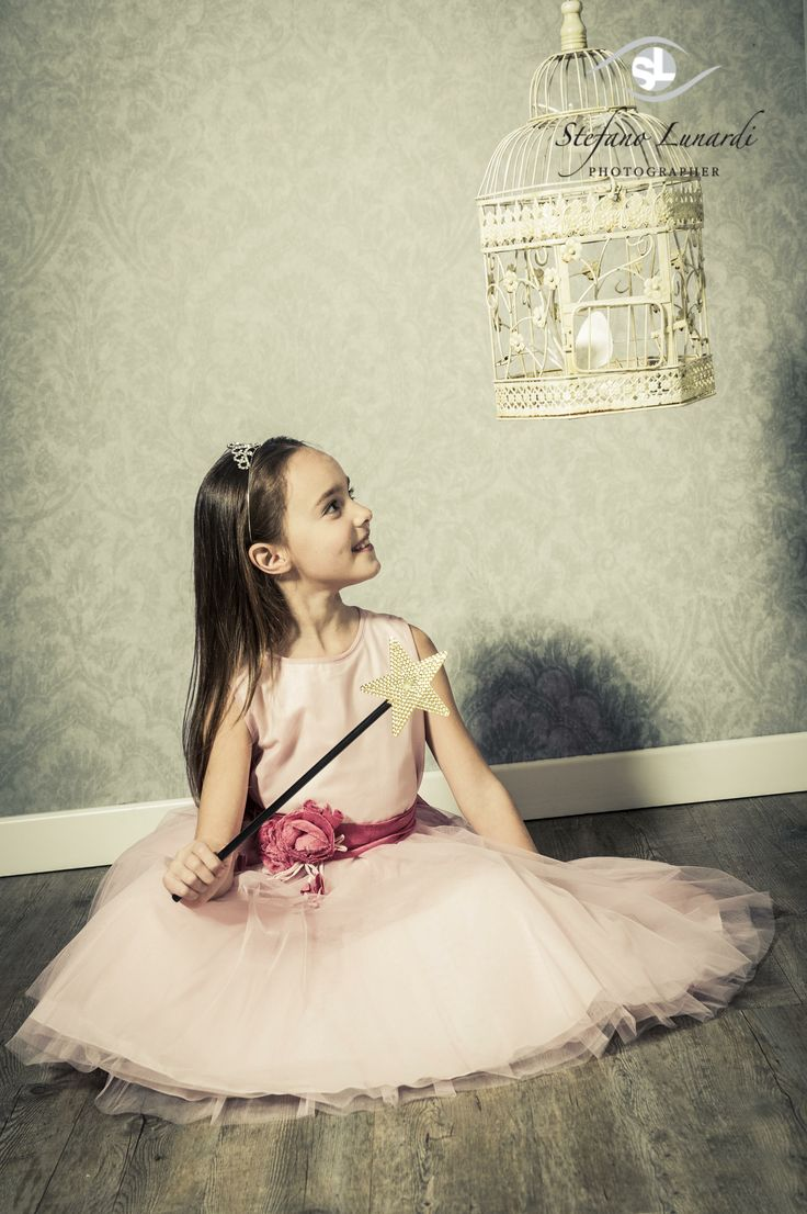 Virginia as a fairy godmother