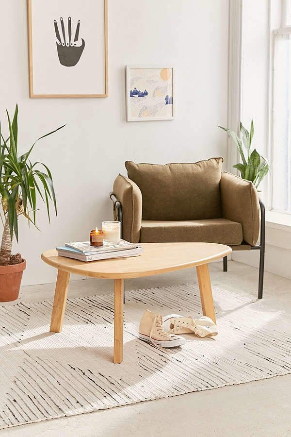 Make Full Use Of Your Living Room Corner And Make It Your Own Cafe Clean Line Dining Chair That C Coffee Table Living Room Corner Coffee Table Urban Outfitters