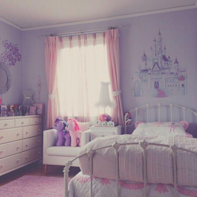 kikiさんの、子供部屋女の子,のお部屋写真