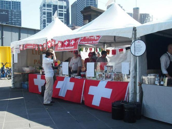2014 Melbourne Swiss Festival