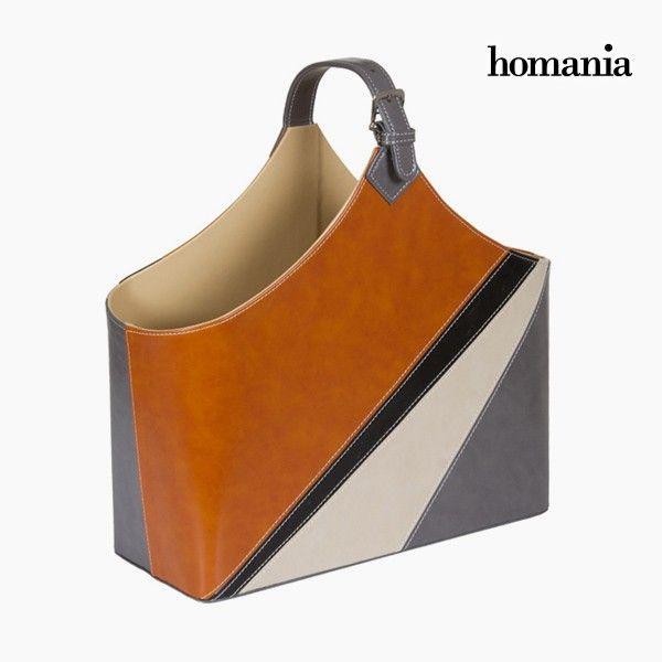 Magazine rack Polyskin-päällys by Homania
