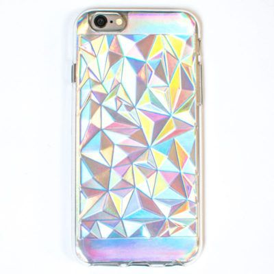 Hologram Structure Kryt iPhone 6/6S - BHcase