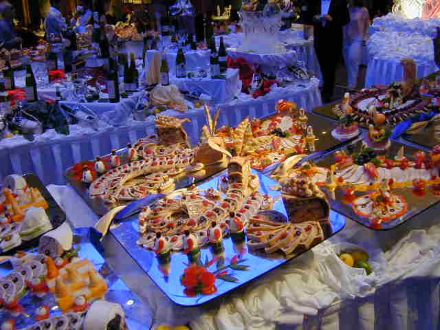 Photos of cruise ship food millennium 39 s grand buffet for Cruise ship with best food