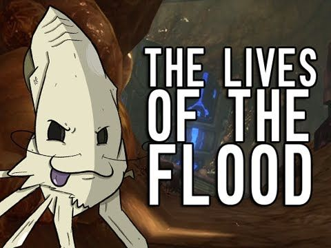 The Lives Of - The Flood (Halo Reach Machinima)