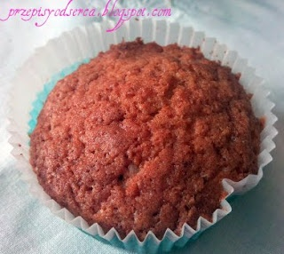 Pomarańczowe muffinki/Orange muffins