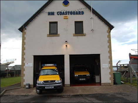 Blue Light Magazine | Taking a look at the origins of HM Coastguard