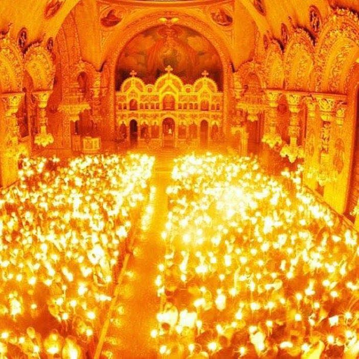 Easter in Pictures: Photos From Throughout the Orthodox Christian World for 2015 Pascha!