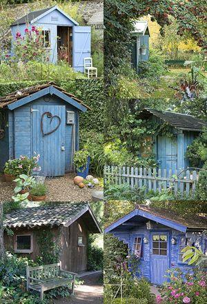 Construire sa cabane ou son abri au jardin - L'administration et les cabanes