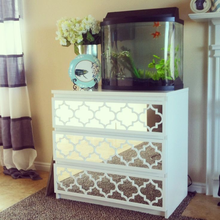 1000 ideas about ikea furniture on pinterest painting ikea furniture ikea and ikea hacks - Malm frisiertisch weiay ...