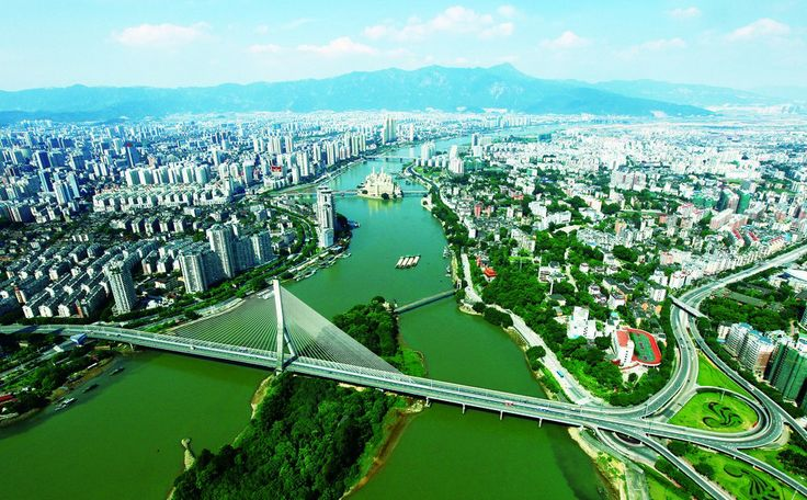 Fuzhou City