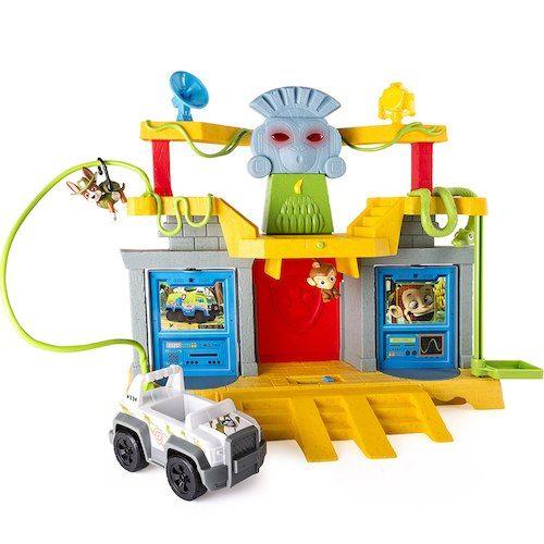 Paw Patrol Monkey Temple Playset