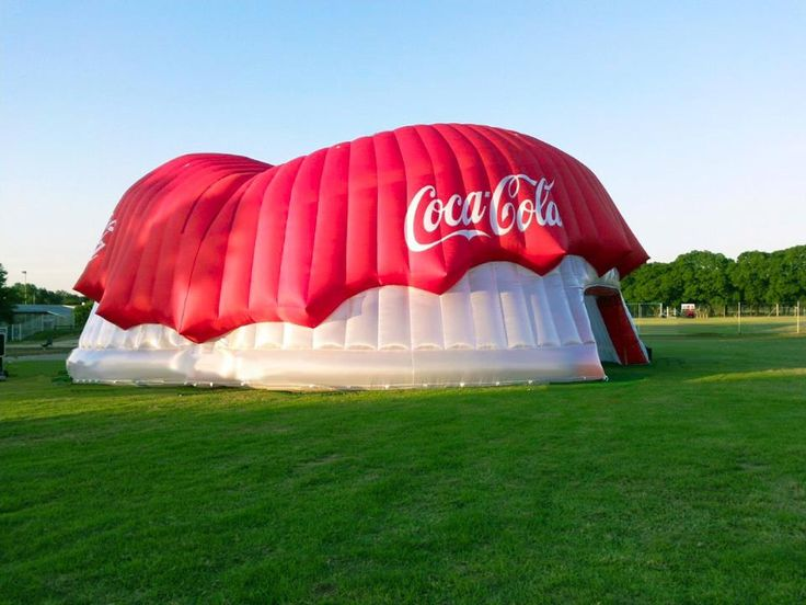If you need something bespoke to reflect your #brand image then..............  #Inflatable #Temporary #Structure #Events #Inflatable-structure  http://www.brandinteractivation.com/