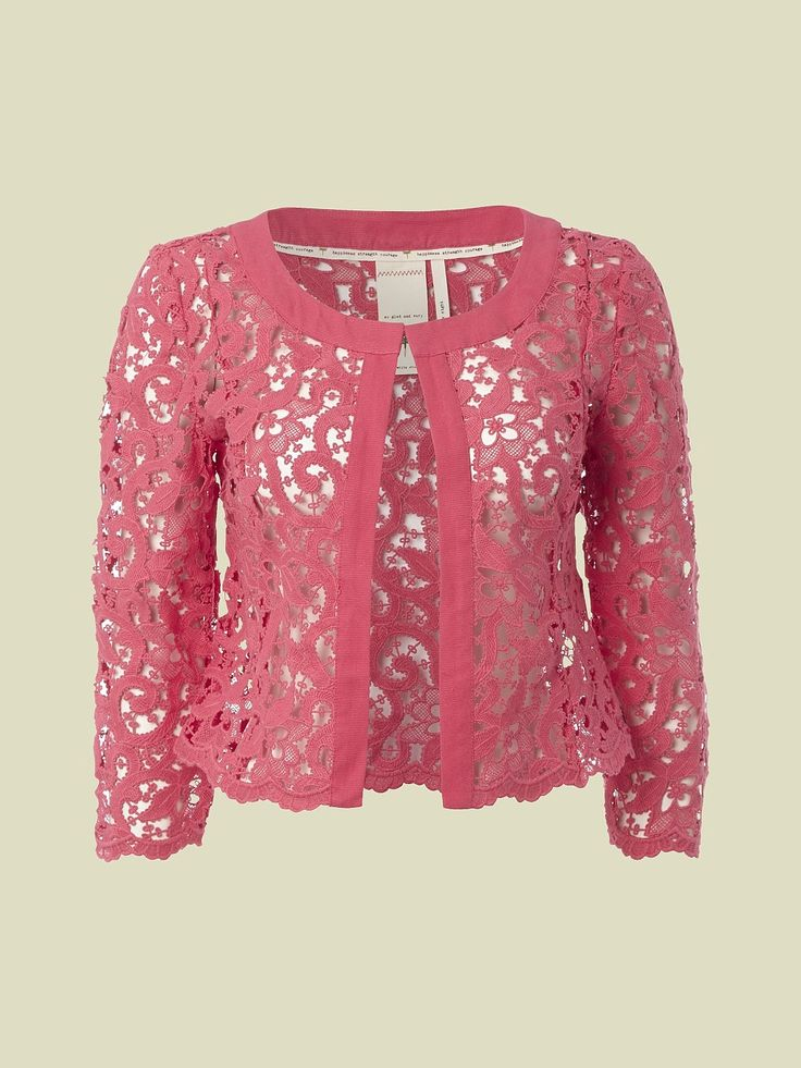 This beautiful jacket will smarten up any outfit.