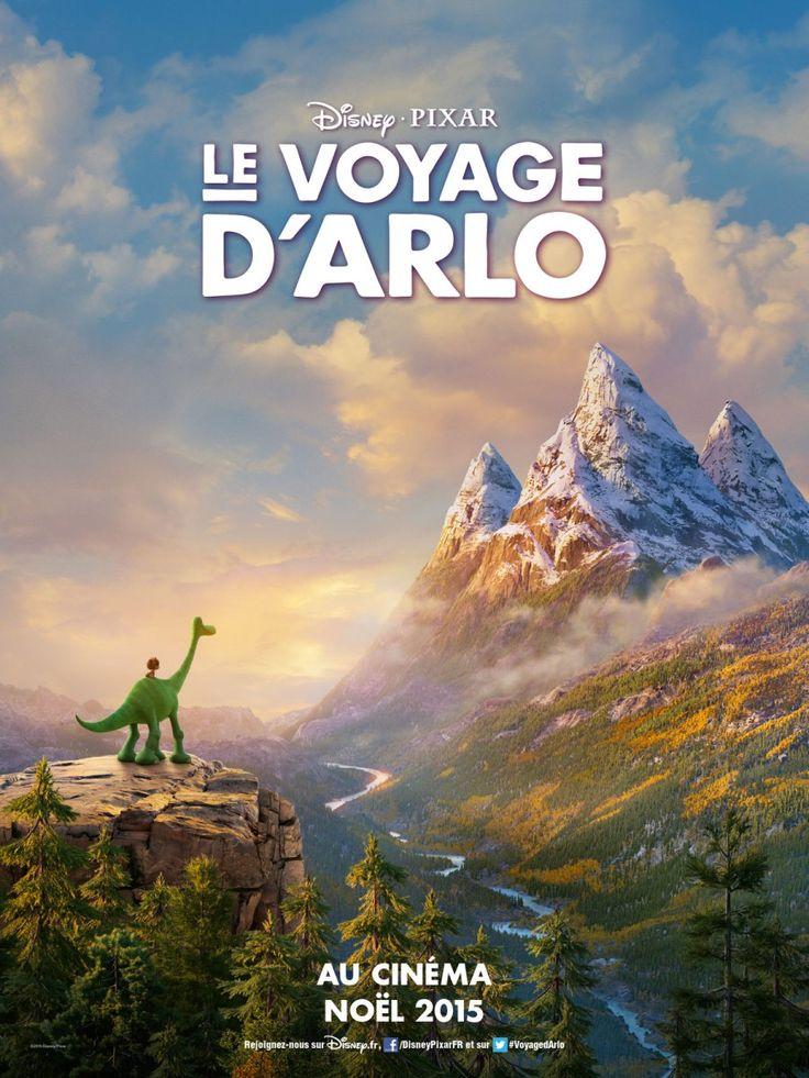 Le Voyage d'Arlo, bande-annonce du prochain Pixar