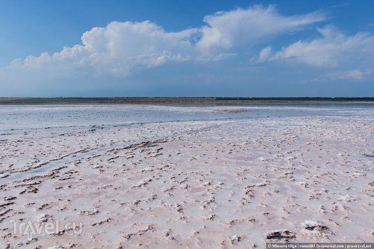 Соленое озеро или спа-процедуры по-тамански