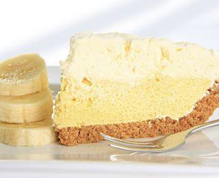 Diabetic Banana Cream Pie