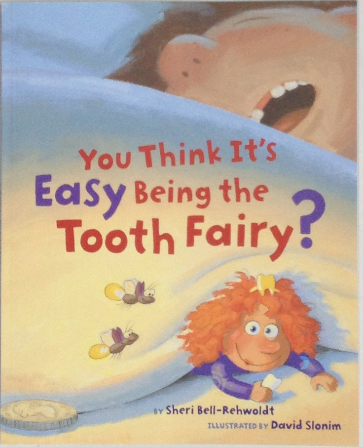 Tooth Fairy Books With Pouch