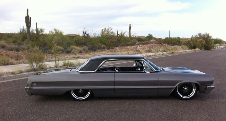 Modified 64 Impala SS I. Trukz n cars Pinterest 64