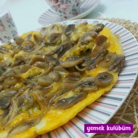 TARİF : Mantarlı Omlet   #mantar #omlet #kahvaltı #kahvaltılık #kolay #pratik kahvaltılık #mantarlı #yumurta omlet nasıl yapılır yapılışı tarifi, farklı değişik mantarlı yumurta omletkahvaltılık tarifleri, #glutensiz #laktozsuz #diyabetik  #diyet #vejetaryen