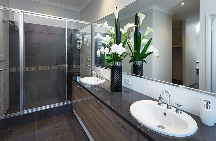 the fusion display home bathroom