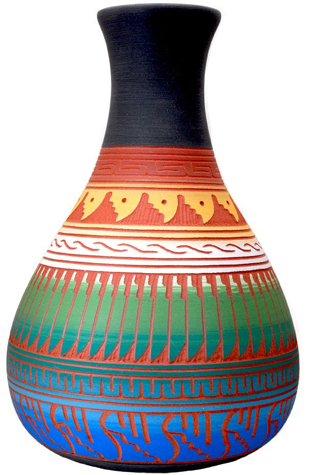 Native American Indian Pottery...have one very similar to this