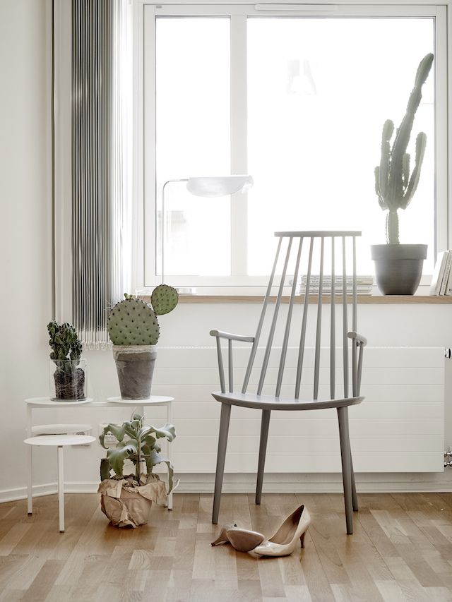 The Design Chaser: Homes to Inspire | Small + Stylish in Stockholm
