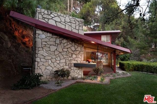 Rent a Mid-Century Mod in the Hills With Interiors By the Dresden Room Designer - Rent Check - Curbed LA